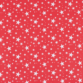 Маломеры бязь плательная 150 см 1556/4 цвет красный 4.1 м фото