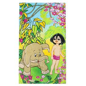 Полотенце Лицензия Маугли 40х70 см расцветки в ассортименте фото