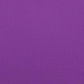 Вафельное полотно гладкокрашенное 150 см 165 гр/м2 цвет черника фото