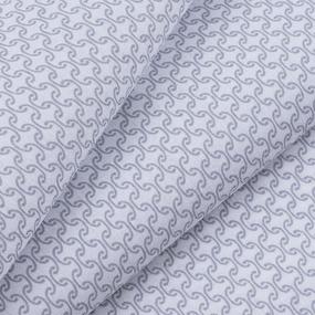 Ткань на отрез перкаль 150 см 13150/1 Сансо цвет серый фото