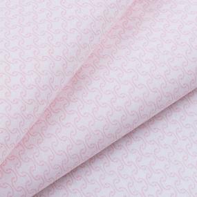 Ткань на отрез перкаль 150 см 13150/2 Сансо цвет розовый фото