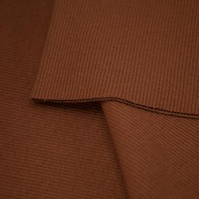 Ткань на отрез кашкорсе 3-х нитка с лайкрой цвет карамель фото