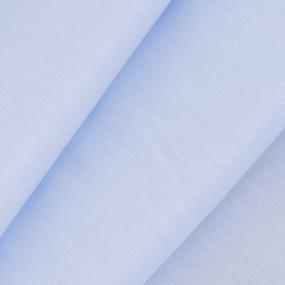 Ткань на отрез Тик 80 см цвет светло-голубой фото