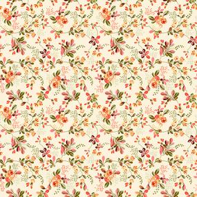 Ткань на отрез рогожка 150 см 482-2 Барбарис фото