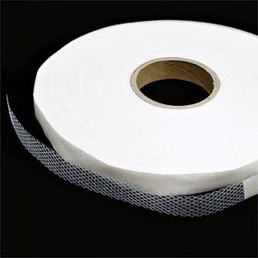 Паутинка -сеточка с бумажным слоем 25мм 50м белая фото
