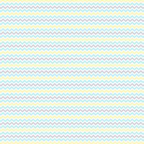 Перкаль 150 см набивной арт 140 Тейково рис 13166 вид 2 Зигзаг голубой фото