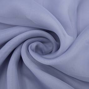 Ткань на отрез Вуаль 280 см 38 цвет грязно-сиреневый фото
