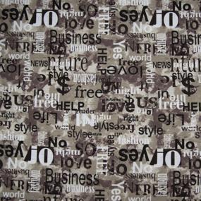 Ткань на отрез кулирка YT1908 Модный журнал фото