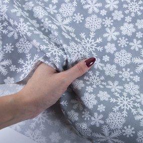 Ткань на отрез поплин 150 см 1827/1 цвет серый фото