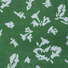 Ткань на отрез бязь камуфлированная 150 см 1610/1 цвет зеленый фото