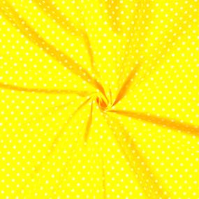 Бязь плательная 150 см 1590/9 цвет лимон фото