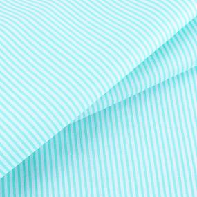 Бязь плательная 150 см 1663/7 цвет бирюза фото