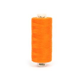 Нитки бытовые IDEAL 40/2 366м 100% п/э, цв.378 оранжевый фото