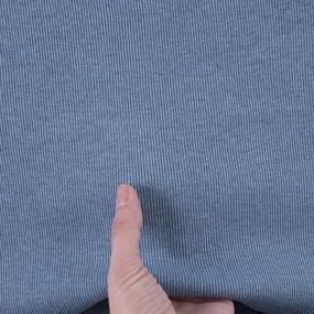 Ткань на отрез кашкорсе лайкра карде Melange 9061 фото