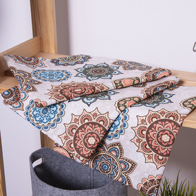 Набор полотенец рогожка 3 шт 45/60 см 490-1 Амулет фото