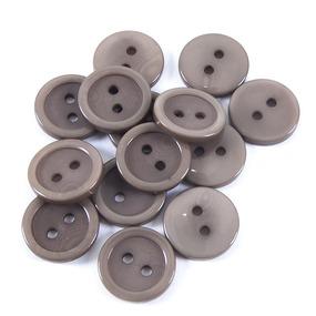 Пуговицы 15 мм цвет ХС23-6016/2 24 (300) упаковка 24 шт фото