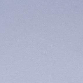 Ткань на отрез футер петля с лайкрой 18-12 цвет голубой фото