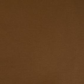 Ткань на отрез футер петля с лайкрой 25-12 цвет коричневый фото
