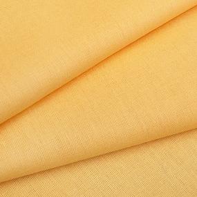 Бязь гладкокрашеная 120 гр/м2 220 см ТД цвет 362 манго фото