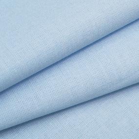 Бязь ГОСТ Шуя 150 см 17800 цвет голубой фото