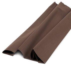 Фоамиран в листах 021/1 цв.темно-коричневый (191) 1 мм 60х70 см фото