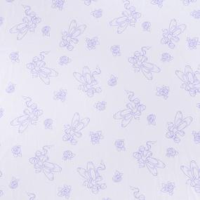 Ткань на отрез поплин 150 см 10944/1 Балерина компаньон фото