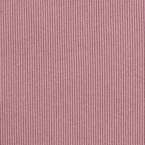Ткань на отрез кашкорсе 3-х нитка с лайкрой цвет сухая роза 2 фото
