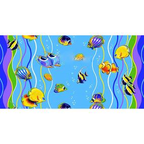 Полотенце вафельное пляжное 90931 150/75 см фото