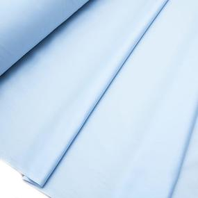 Постельное белье Голубой сатин 1.5 сп фото