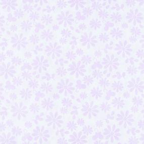 Маломеры бязь плательная 150 см 1553/3А цвет розовый 10 м фото