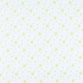 Маломеры бязь плательная 150 см 1556/10А цвет салатовый 10 м фото