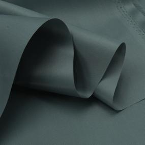 Ткань на отрез Оксфорд 210D-21 цвет темно-серый 26 фото