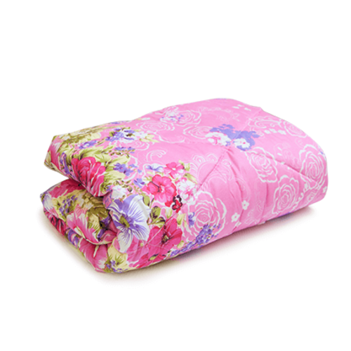 Одеяло полиэфир чехол хлопок 300гр/м2 140/205 см фото 1