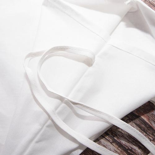 Бахилы тканевые на завязках 30/35 см фото 3