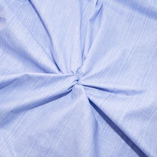 Постельное белье из перкаля из перкаля Эко Нежность Евро с нав 50/70 фото 2