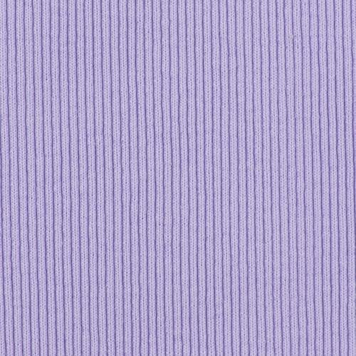 Ткань на отрез кашкорсе 3-х нитка с лайкрой 6855-1 цвет светло-лиловый фото 2