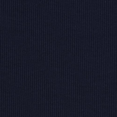 Ткань на отрез кашкорсе 3-х нитка с лайкрой цвет темно-синий фото 4