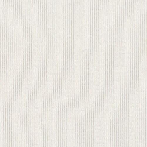 Ткань на отрез кашкорсе с лайкрой цвет молочный фото 3