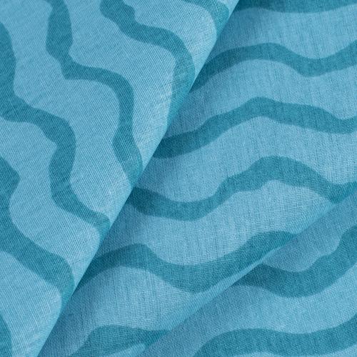 Ткань на отрез поплин 150 см 3056-1 Крабики (коипаньон) фото 3