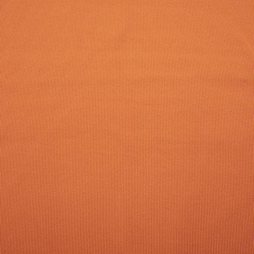 Ткань на отрез кашкорсе с лайкрой цвет Оранжевый фото 4