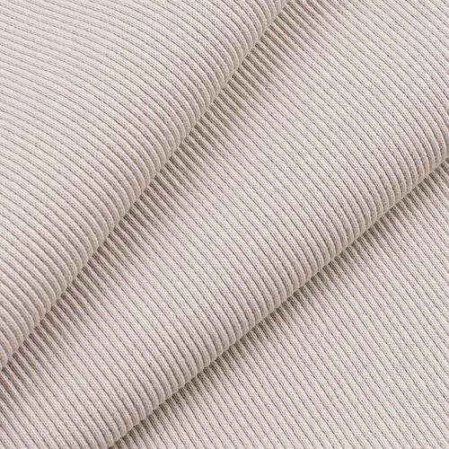 Ткань на отрез кашкорсе с лайкрой 29-1 цвет кремовый фото 1