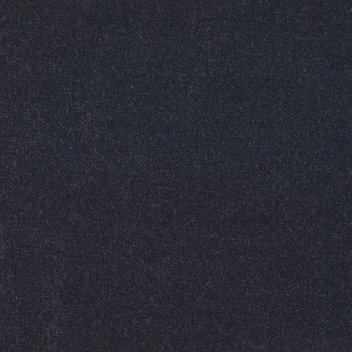 Маломеры джинса двусторонняя 320 г/м2 стрейч AT0268 цвет черный 1 м фото 3