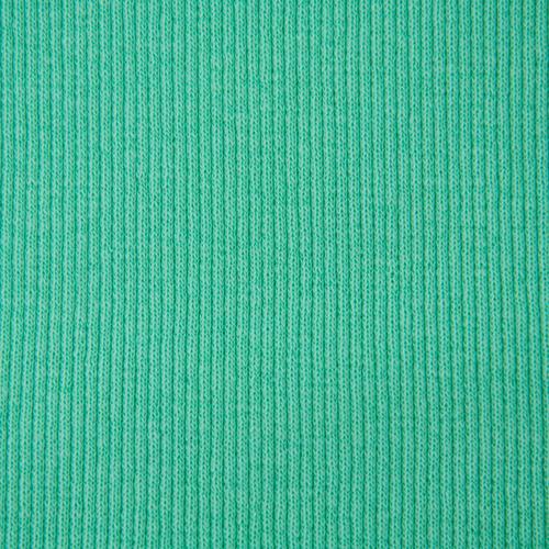 Ткань на отрез кашкорсе с лайкрой 2507-1 цвет мятный фото 2