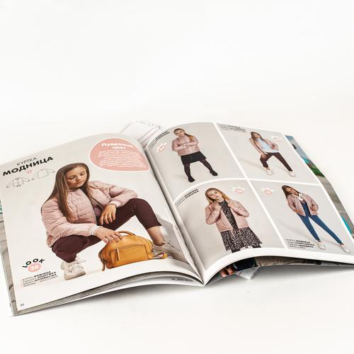 Журнал с выкройками для шитья Ya Sew №5/2020 фото 5