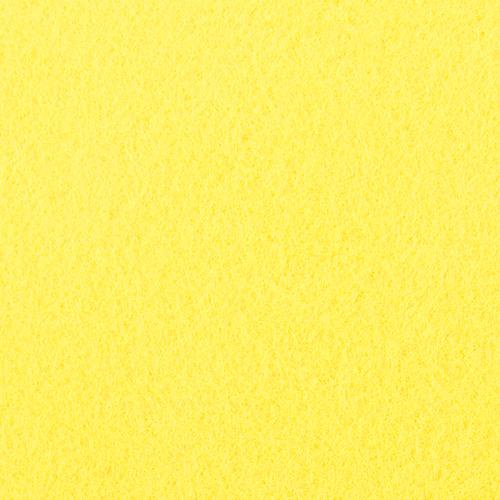 Фетр листовой мягкий IDEAL 1мм 20х30см арт.FLT-S1 цв.633 лимон фото 1