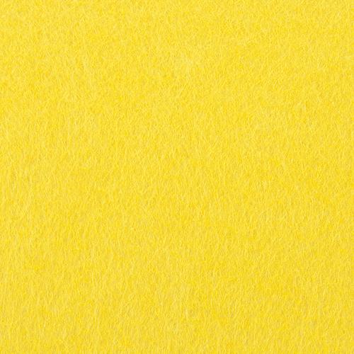 Фетр листовой мягкий IDEAL 1мм 20х30см арт.FLT-S1 цв.643 желтый фото 1