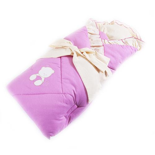 Конверт - одеяло цвет фуксия фото 1