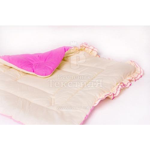 Конверт - одеяло цвет фуксия фото 2