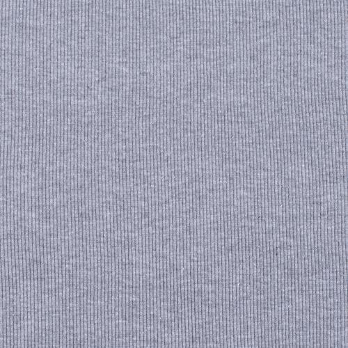 Ткань на отрез кашкорсе с лайкрой М-2000 серый меланж 2 фото 2