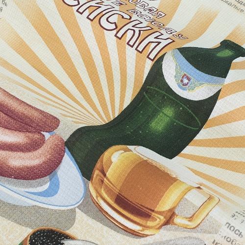 Набор вафельных полотенец 3 шт 50/60 см 30189/1 Советские деликатесы фото 3